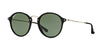 RayBan RB2447 901/58 BLACK (Polarized) Specs at Home