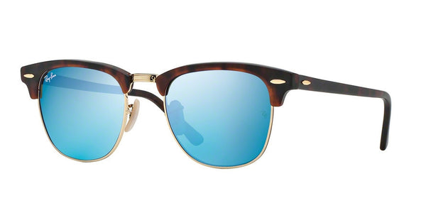 RayBan RB3016 114517 SAND HAVANA/GOLD Specs at Home
