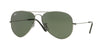 RayBan RB3025 W0879 GUNMETAL Specs at Home