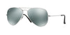 RayBan RB3025 W3277 SILVER Specs at Home
