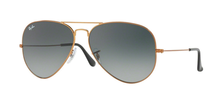 RayBan RB3026 197/71 SHINY BRONZE Specs at Home