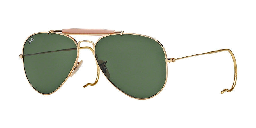 RayBan RB3030 L0216 ARISTA Specs at Home