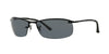 RayBan RB3183 002/81 BLACK (Polarized) Specs at Home
