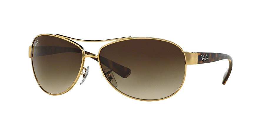 RayBan RB3386 001/13 ARISTA Specs at Home