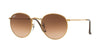 RayBan RB3447 9001A5 SHINY LIGHT BRONZE Specs at Home
