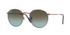RayBan RB3447 900396 SHINY DARK BRONZE Specs at Home