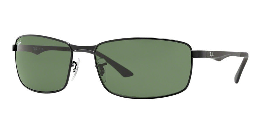 RayBan RB3498 002/71 BLACK Specs at Home