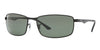 RayBan RB3498 002/9A BLACK (Polarized) Specs at Home