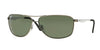 RayBan RB3506 029/9A MATTE GUNMETAL (Polarized) Specs at Home