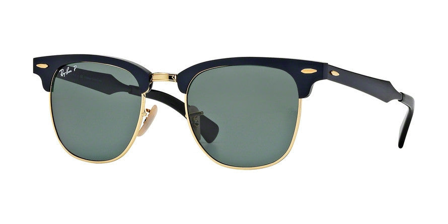 RayBan RB3507 136/N5 BLACK/ARISTA (Polarized) Specs at Home