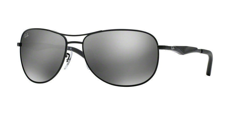 RayBan RB3519 006/6G MATTE BLACK Specs at Home