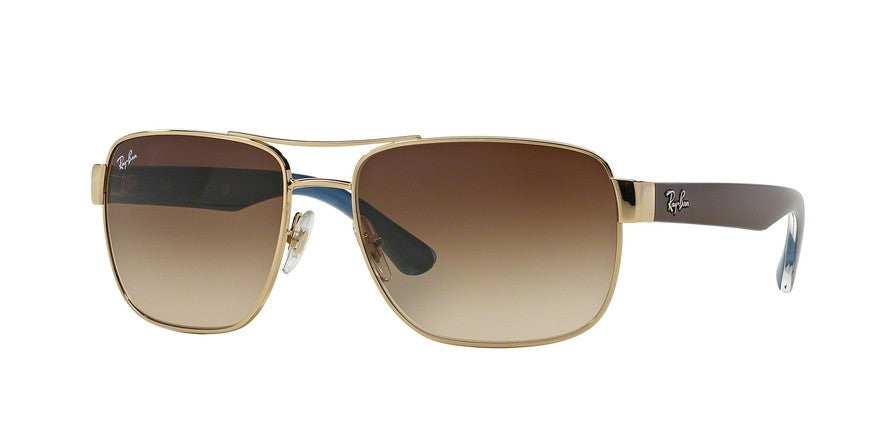 RayBan RB3530 001/13 GOLD Specs at Home