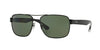 RayBan RB3530 002/9A BLACK (Polarized) Specs at Home