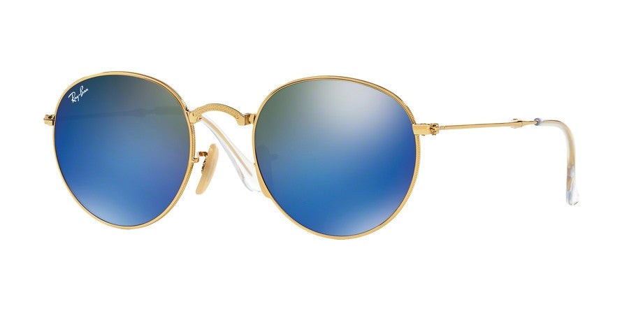 RayBan RB3532 001/68 GOLD Specs at Home