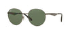 RayBan RB3537 004/9A SHINY GUNMETAL (Polarized) Specs at Home