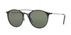 RayBan RB3546 186/9A BLACK TOP MATTE BLACK (Polarized) Specs at Home