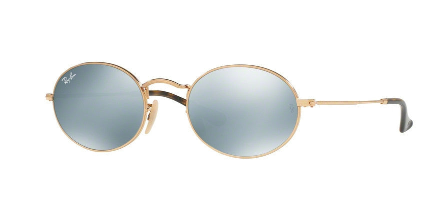 RayBan RB3547N 001/30 GOLD Specs at Home