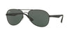 RayBan RB3549 006/71 MATTE BLACK Specs at Home