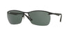 RayBan RB3550 006/71 MATTE BLACK Specs at Home