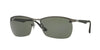 RayBan RB3550 029/9A MATTE GUNMETAL (Polarized) Specs at Home