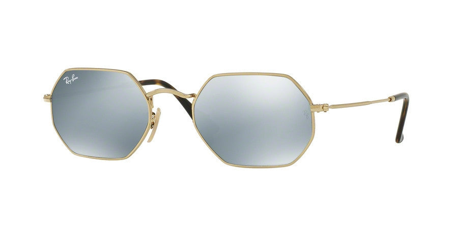RayBan RB3556N 001/30 GOLD Specs at Home
