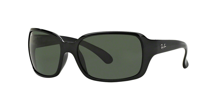 RayBan RB4068 601 BLACK Specs at Home