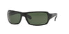 RayBan RB4075 601/58 BLACK (Polarized) Specs at Home
