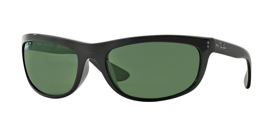 RayBan RB4089 601/58 BLACK (Polarized) Specs at Home