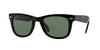 RayBan RB4105 601/58 BLACK (Polarized) Specs at Home