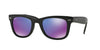 RayBan RB4105 601S1M MATTE BLACK Specs at Home