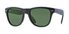 RayBan RB4105 601S MATTE BLACK Specs at Home