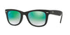 RayBan RB4105 60694J MATTE BLACK Specs at Home