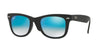 RayBan RB4105 60694O MATTE BLACK Specs at Home