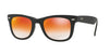RayBan RB4105 60694W MATTE BLACK Specs at Home