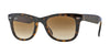 RayBan RB4105 710/51 LIGHT HAVANA Specs at Home