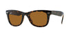 RayBan RB4105 710 LIGHT HAVANA Specs at Home