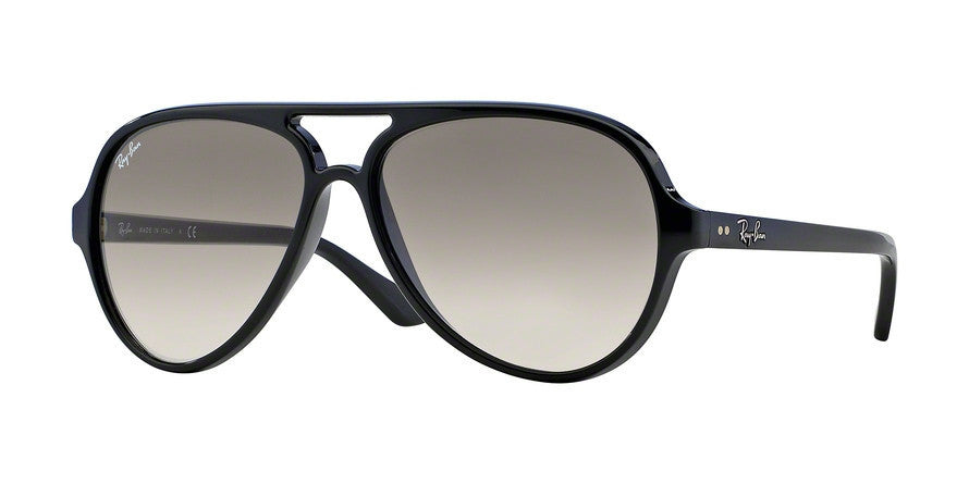 RayBan RB4125 601/32 BLACK Specs at Home