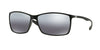 RayBan RB4179 601S82 MATTE BLACK (Polarized) Specs at Home
