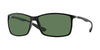 RayBan RB4179 601S9A MATTE BLACK (Polarized) Specs at Home