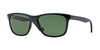 RayBan RB4181 601/9A SHINY BLACK (Polarized) Specs at Home
