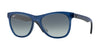 RayBan RB4184 604271 BLU/GREY OPAL Specs at Home