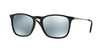 RayBan RB4187 601/30 BLACK Specs at Home