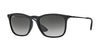 RayBan RB4187 622/8G RUBBER BLACK Specs at Home