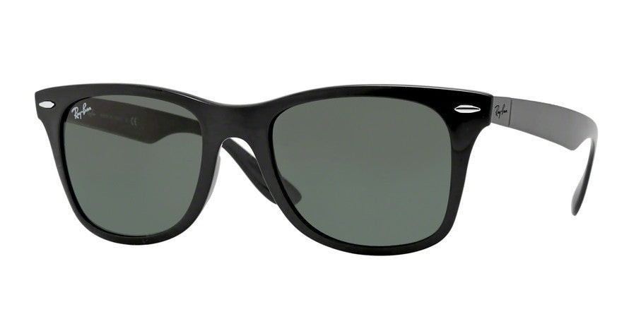 RayBan RB4195 601/71 BLACK Specs at Home