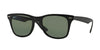 RayBan RB4195 601S9A MATTE BLACK (Polarized) Specs at Home