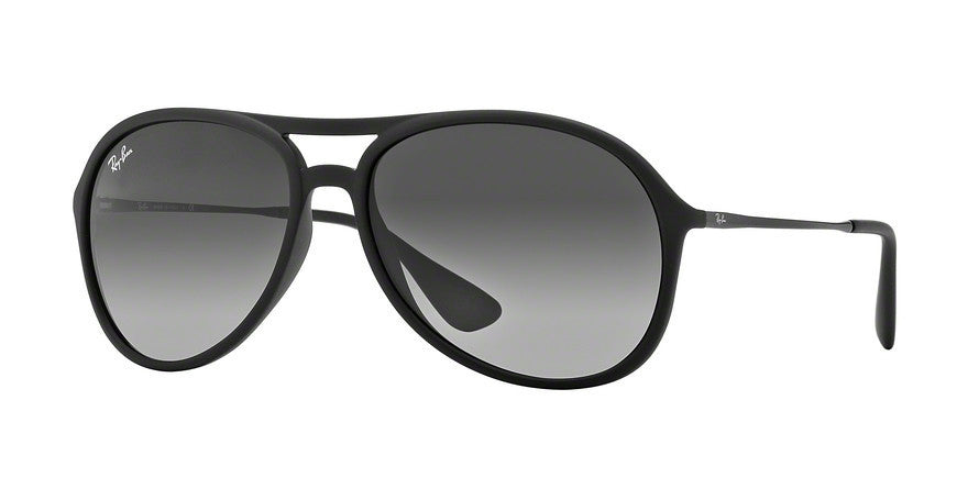RayBan RB4201 622/8G RUBBER BLACK Specs at Home