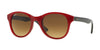 RayBan RB4203 604485 RED Specs at Home