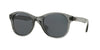 RayBan RB4203 621/87 TRASPARENT SHINY GREY Specs at Home