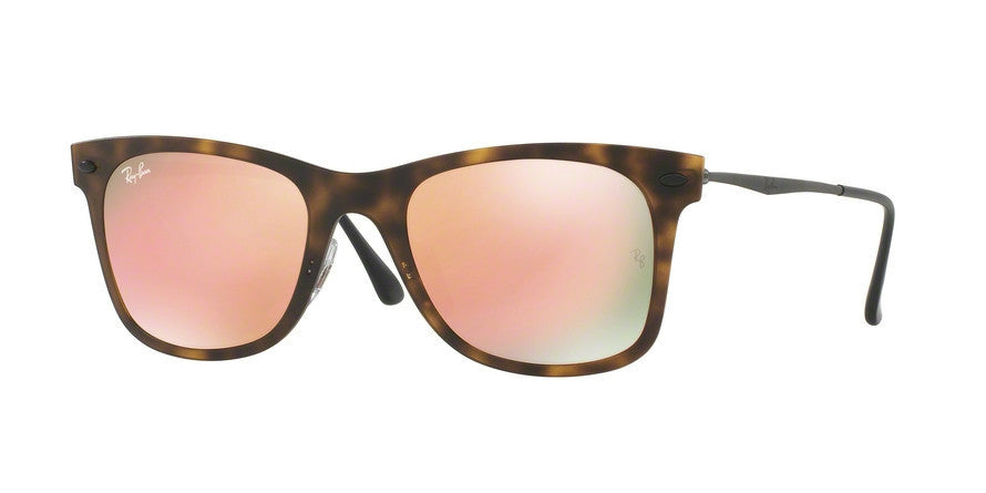 RayBan RB4210 62442Y MATTE HAVANA Specs at Home