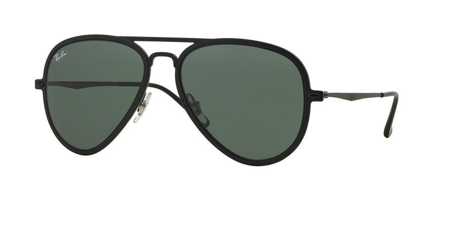 RayBan RB4211 601S71 MATTE BLACK Specs at Home
